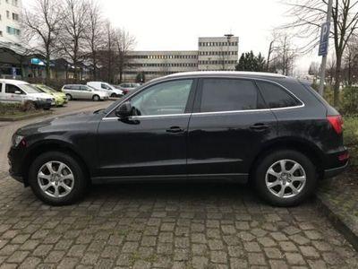 gebraucht Audi Q5 (schwarz)