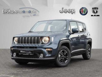 gebraucht Jeep Renegade MY20 1.0 T-GDI Longitude 7' Touchscreen