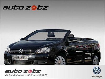 gebraucht VW Golf Cabriolet 1.2 TSI Navi