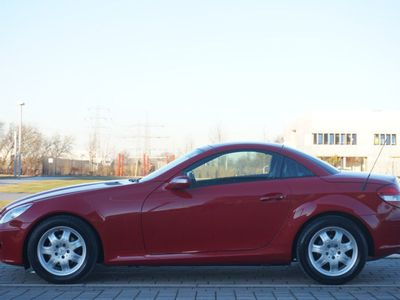 gebraucht Mercedes SLK200 Kompressor Top Ausstattung! 26.000km
