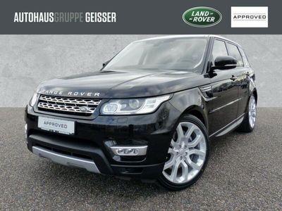 gebraucht Land Rover Range Rover Sport 3.0 SDV6 HSE AHK Standheizung