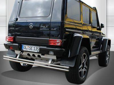 gebraucht Mercedes G500 4x4² Sondermodell 500 lang Comand Sitzh.