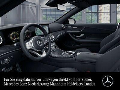 gebraucht Mercedes E300 Cab. AMG WideScreen Multibeam COMAND Night