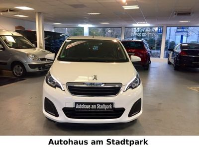 gebraucht Peugeot 108 Active-Automatik-Inkl.1Jahr Garantie