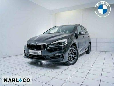 gebraucht BMW 218 Gran Tourer d xDrive Sport Line Navigation Plus