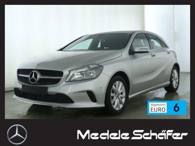 gebraucht Mercedes A180 Style Navi Parkpilot Tempomat Sitzheizung