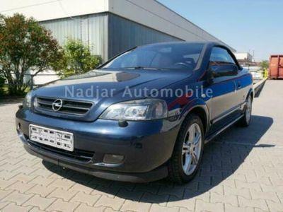 gebraucht Opel Astra Cabriolet G 2.2 16V Vollleder Xenon