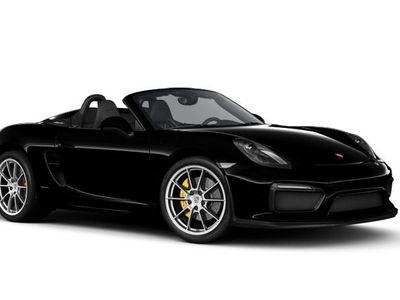 gebraucht Porsche Boxster Spyder (981) | Approved bis 04/2021 |