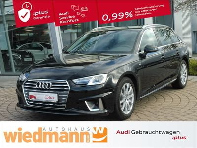 gebraucht Audi A4 Avant design 35 TDI 110 kW (150 PS) S tronic