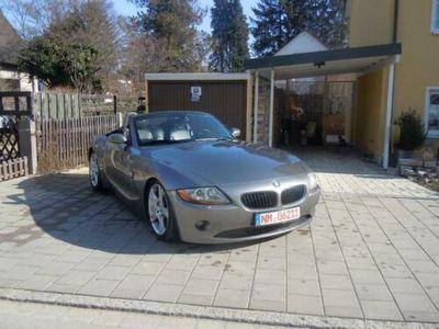 käytetty BMW Z4 3.0i Top Zustand Scheckheft Sommertraum