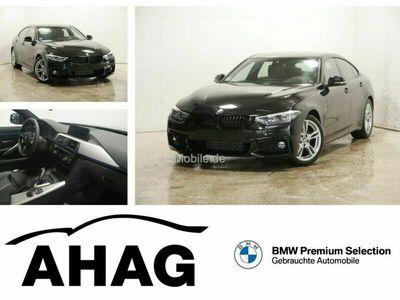 gebraucht BMW 418 Gran Coupé d Aut. M Sport LED 368Euro Leasing als Sportwagen/Coupé in Gelsenkirchen