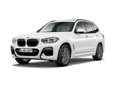 used BMW X3 xDrive20d M SPORT AT