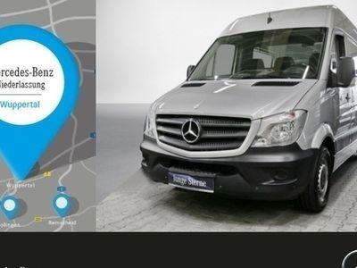 gebraucht Mercedes Sprinter 313 CDI Hochdach RÃŒckfahrkamera Tempomat