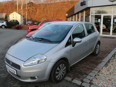 gebraucht Fiat Grande Punto 1.2 8V Style Klimaanlage