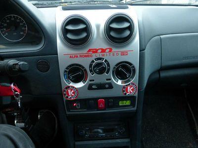 gebraucht Alfa Romeo 145 Alfa1.6 !!! 500 Limited !!! als Limousine in Grafing b. München