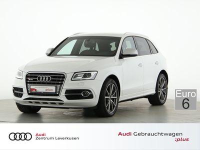 gebraucht Audi SQ5 3.0 quattro TIPTR AHK ACC LEDER NAVI+ ASS