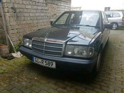 gebraucht Mercedes 190 Mercedes Benz2,3 Liter Automatik