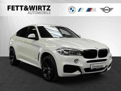 gebraucht BMW X6 Neu xDrive40d M Sport NaviProf. Standhzg H/K HUD