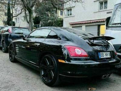 gebraucht Chrysler Crossfire Black Line (MERCEDES SL... als Sportwagen/Coupé in Waldenbuch