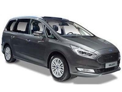 gebraucht Ford Galaxy Trend 2,0 EcoBlue 110kW