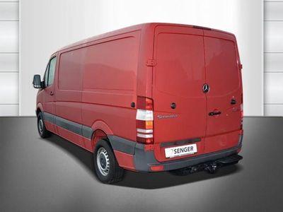 gebraucht Mercedes Sprinter 316CDI KA KLIMA+AHK3,5T+SORTIMO+AUDIO20