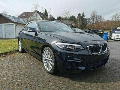 gebraucht BMW 228 i Coupé Sport Line, xdrive, Navi, M Paket