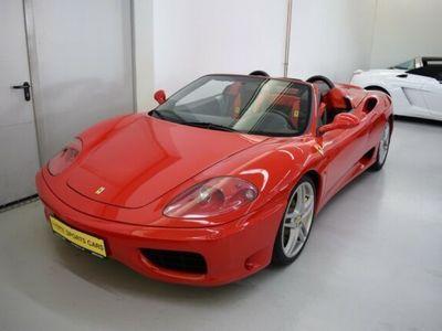 gebraucht Ferrari 360 Spider F1 Service Zahnriemen Reifen neu