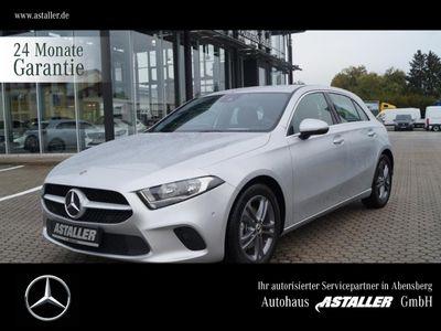 gebraucht Mercedes A200 Progressive+Business+NaviPrem Comand+MBUX