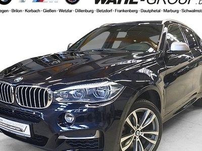 gebraucht BMW X6 M50d M Sportpaket Head-Up Fond Entertainm.