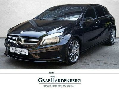 gebraucht Mercedes A200 A-Klasse Lim Sport/AMG BlueEfficiency