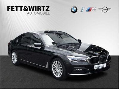 käytetty BMW 730 d DA+ Laser Komforts. + Luft. GSD HUD