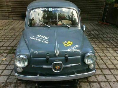 gebraucht Fiat 600 Abarth mit A112 Abarth Motor, Bj....