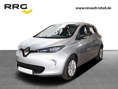 gebraucht Renault Zoe R90 LIFE Z.E. 40 Mietbatterie 41 kWh, Standh