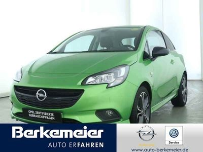 gebraucht Opel Corsa S 1.4 OPC-Line/Navi/Sitzh/Parkp/Thermatec