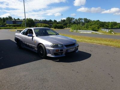 gebraucht Nissan Skyline R34 GTT