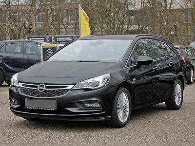 gebraucht Opel Astra Sports Tourer Business Start Stop 1.6 BiTurbo CDTI LED Navi Fernlichtass. AHK-abnehmbar