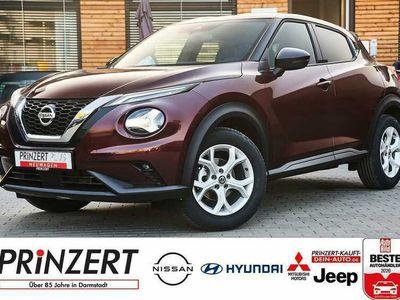 gebraucht Nissan Juke DIG-T DCT 114 'N-Connecta' Navi Tech, Neuwagen, bei Autohaus am Prinzert Verkaufs GmbH + Co KG