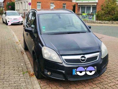 gebraucht Opel Zafira Zafira1.6 CNG günstig zu verkaufen