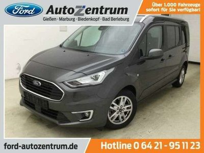 gebraucht Ford Tourneo Connect 1.5 EcoBlue Grand Titanium