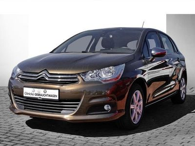 used Citroën C4 Selection 1.2 e-THP PureTech 130 Multif.Lenkrad Klimaautom SHZ Temp PDC CD MP3 ESP