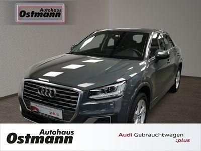 gebraucht Audi Q2 35 TFSI sport Klima*LED*Navi