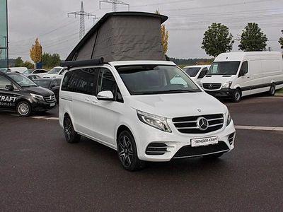 gebraucht Mercedes V250 V-Klassed 4M Marco Polo LED Kamera Navi Spurpaket
