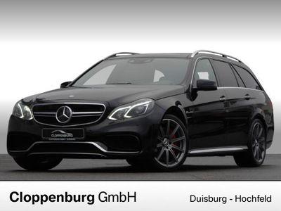 gebraucht Mercedes E63 AMG S 4M T-Mod DRIVERS PACKAGE NAVI LED