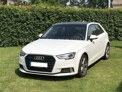 gebraucht Audi A3 2,0 TDI sport S Line quattro S Tronic LED Nav