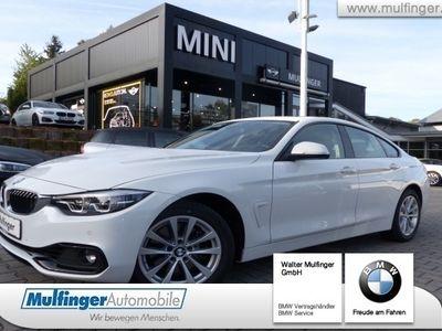 gebraucht BMW 430 Gran Coupé i xDrive Sport Glasd.HUD HiFi Leder