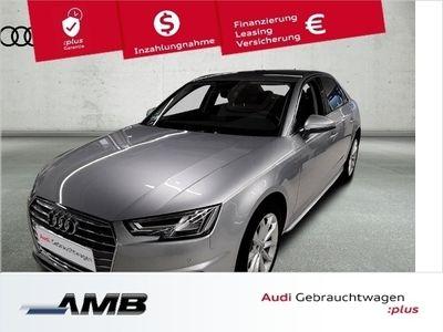 gebraucht Audi A4 sport 40 TDI S-tr/LED/Navi/S line-Ext./5J.Garanti