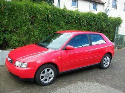 gebraucht Audi A3 1.9 TDI Attraction..Navi..Klimatronic..Top Zustand