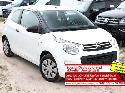 gebraucht Citroën C1 1.0 VTi Start (Euro6) in Achern