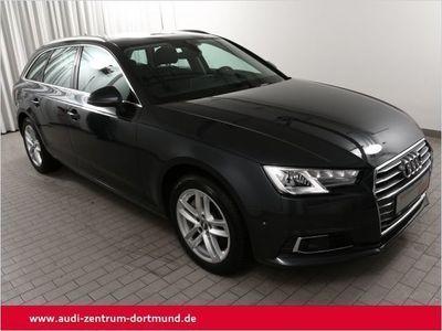 gebraucht Audi A4 Avant 2.0TDi S-Tr./Assistenz/NAV+/Virtual (Navi Xe