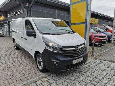 gebraucht Opel Vivaro Cargo 'Edition' L2 AZV Navi